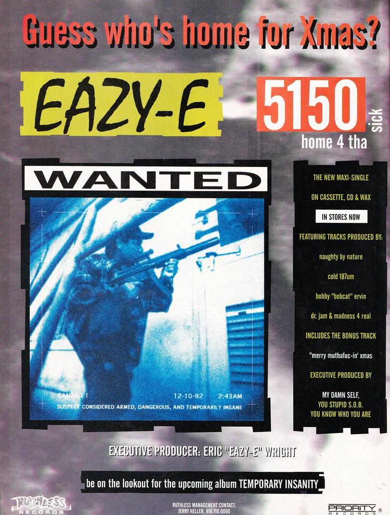Eazy E 5150
