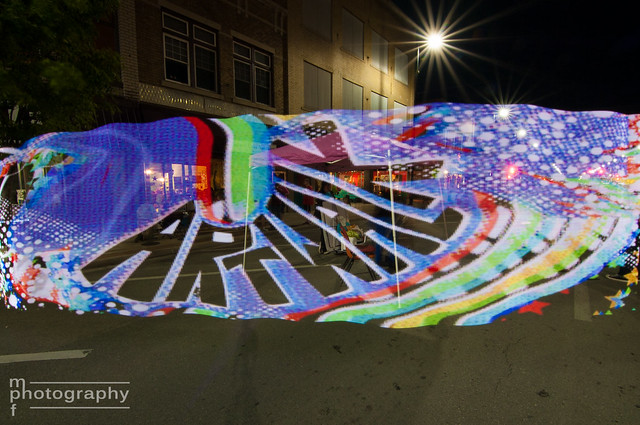 Pittsburg Art Walk - April 2016