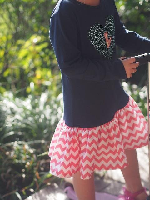 94f31ff35 sew a drop waist tshirt dress