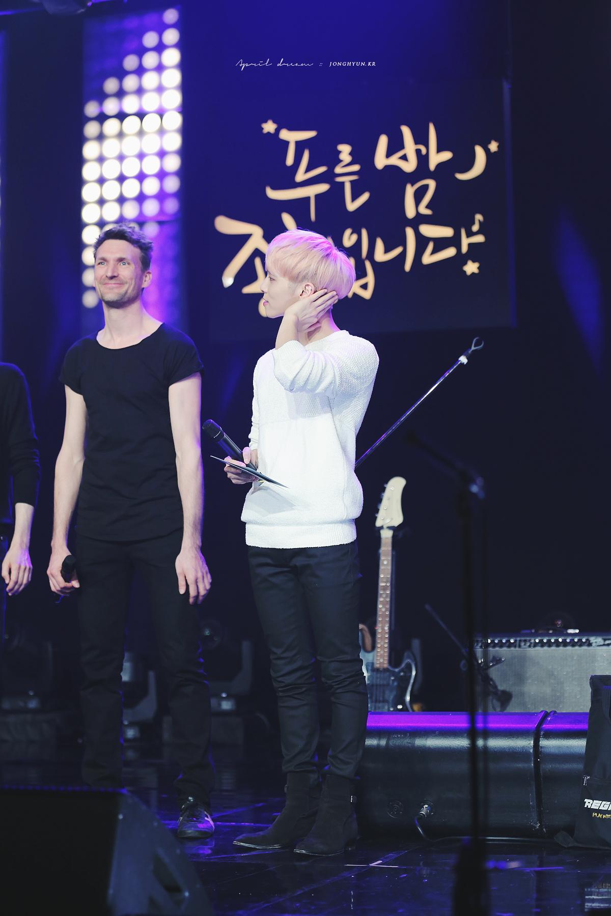 160426 Jonghyun @ MBC Live Concert - Blue Night 26566041082_d79e005424_o