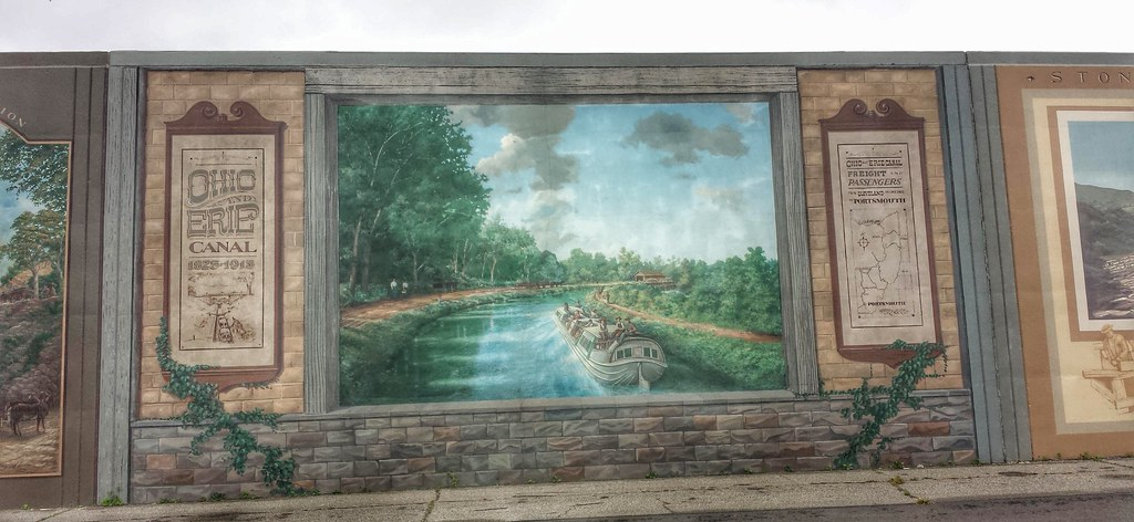 Flood Wall Murals Portsmouth Oh 1 Portsmouth Ohio Is