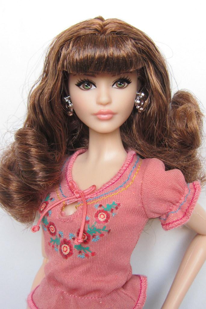 The Barbie Look Barbie Doll – Sweet Tea, Mattel 2015   Flickr