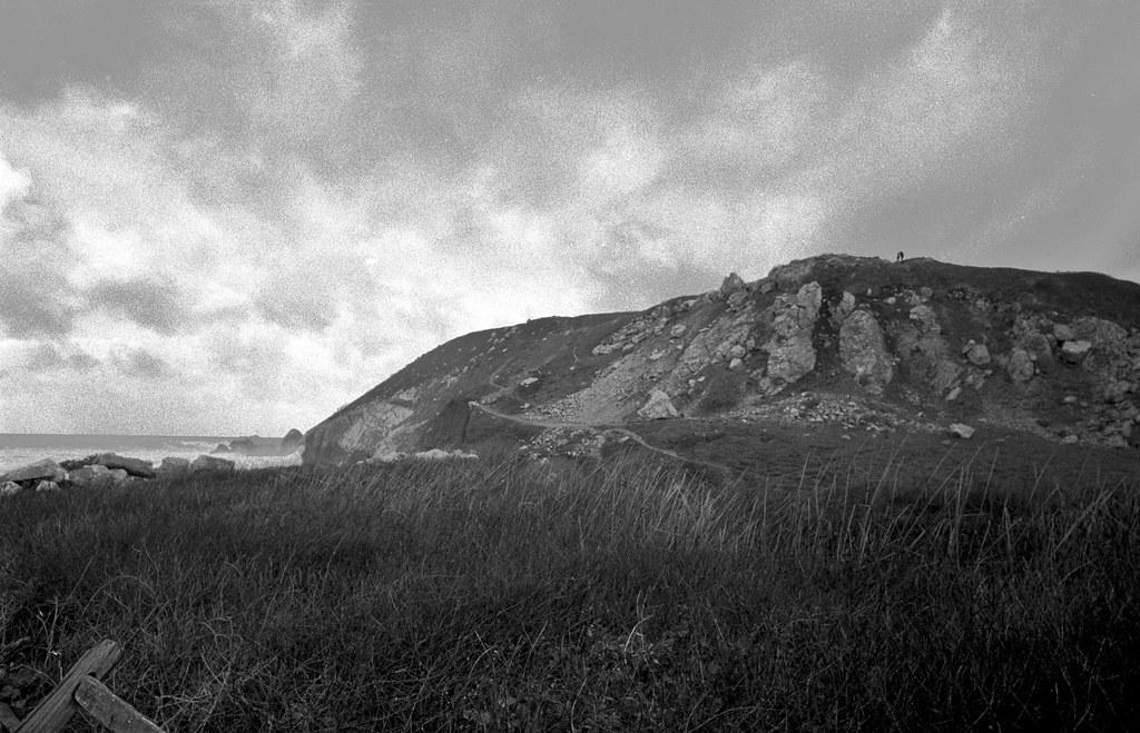 Rockaway Beach Pacifica Ca Leica Iiia Barnack Tri X 21mm V Flickr