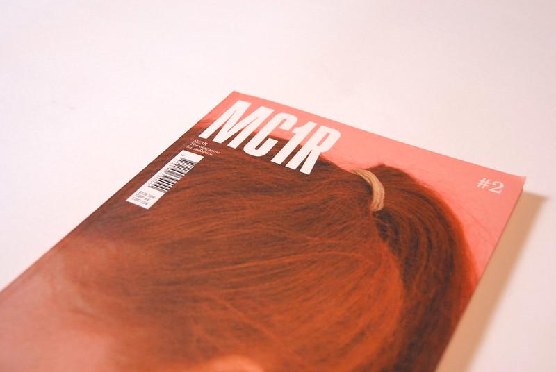 revistas para pelirrojos