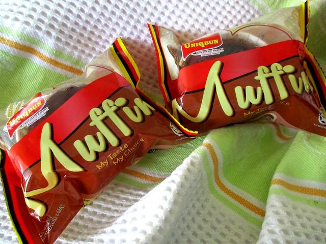 UNIQBUN muffins
