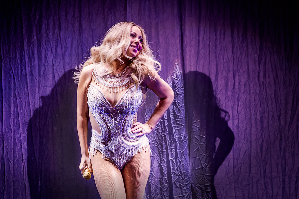 mariah carey in de ziggo dome jaja mariah carey stond