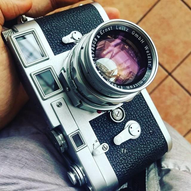 Leica Summicron DR 50mm F2 旁軸微軸皇