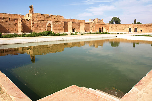 Palace, Marrakech, Morocco