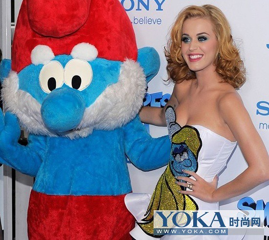 5 simple steps you are the most lovely brave smurfette