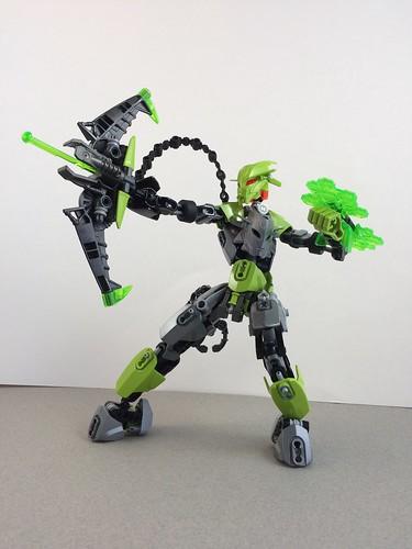 moc hero factory breez lego action figures eurobricks