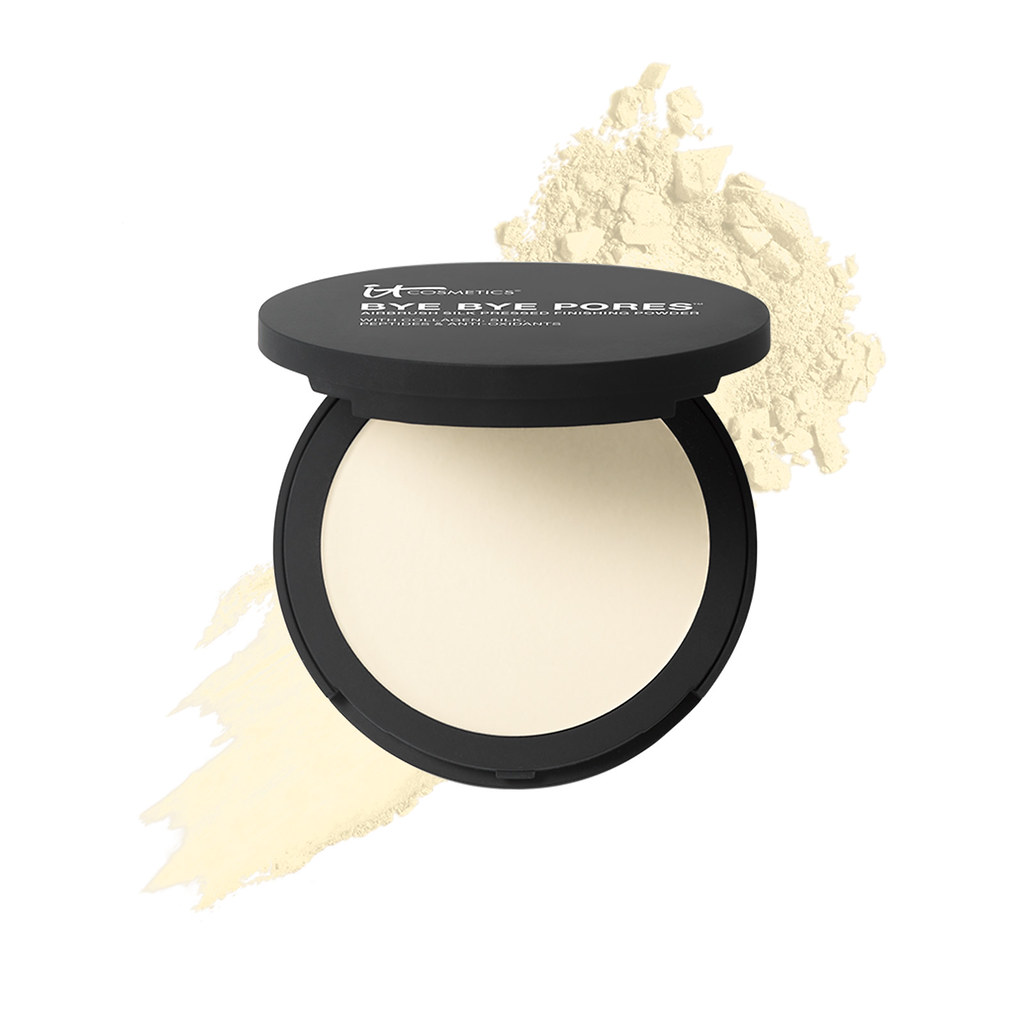 IT Cosmetics Bye Bye Pores Pressed Powder QVC Today's Special Value