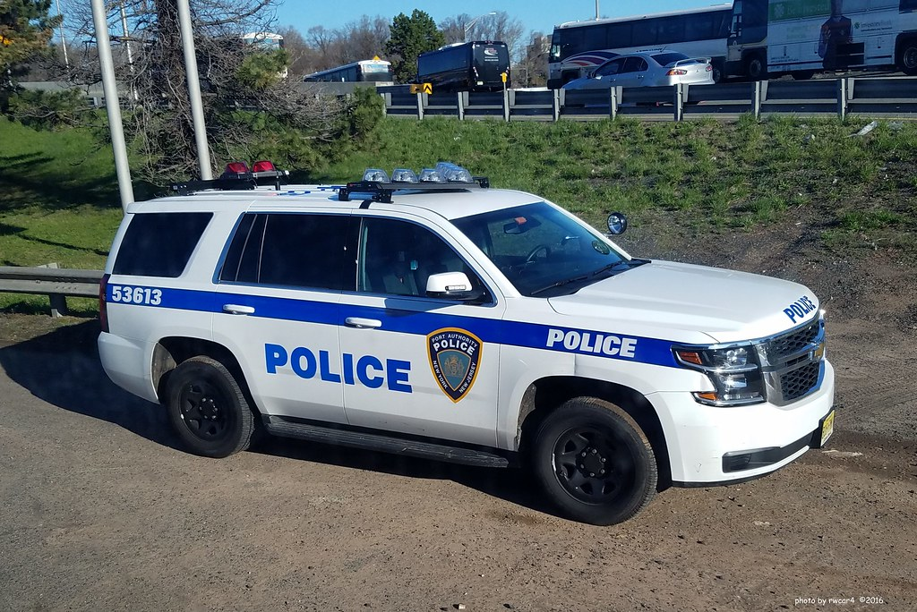 Ny Port Authority >> New York New Jersey Port Authority Police - Chevrolet Taho… | Flickr