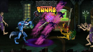 Dungeon Punks анонсирован для PS4