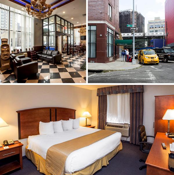 Mejor hotel donde dormir barato en Nueva York