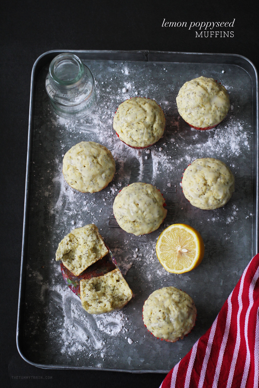25102532386 bfeba5a440 h - Getting personal with these Lemon Poppyseed Muffins