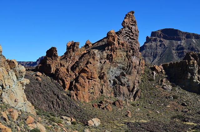 Roques Garcia, Teide National Park, Tenerife