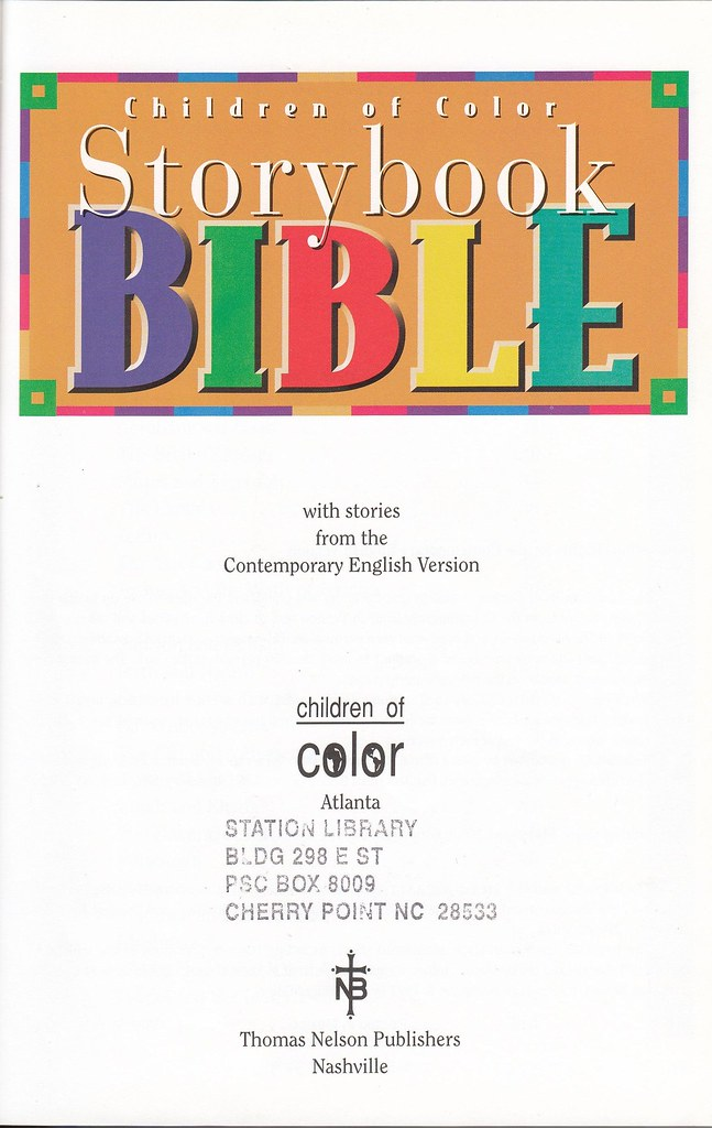 Contemporary English Version (CEV) - Internet Bible Catalog