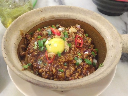 Claypot Loh See Fun