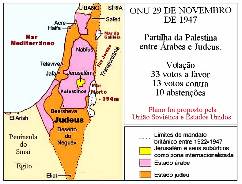 Mapas do Oriente Médio