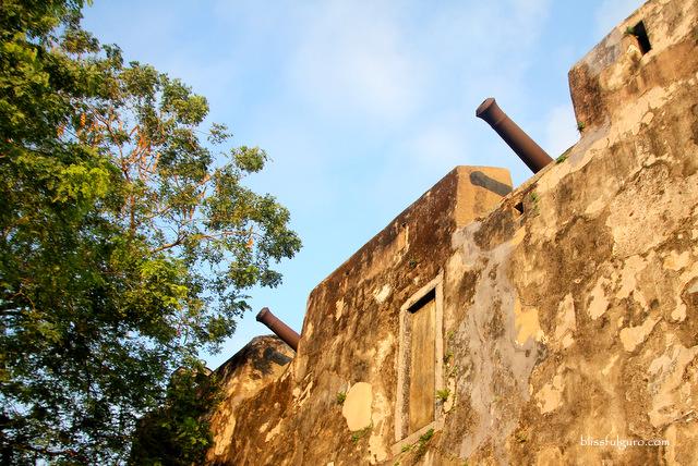 The Fort Macau