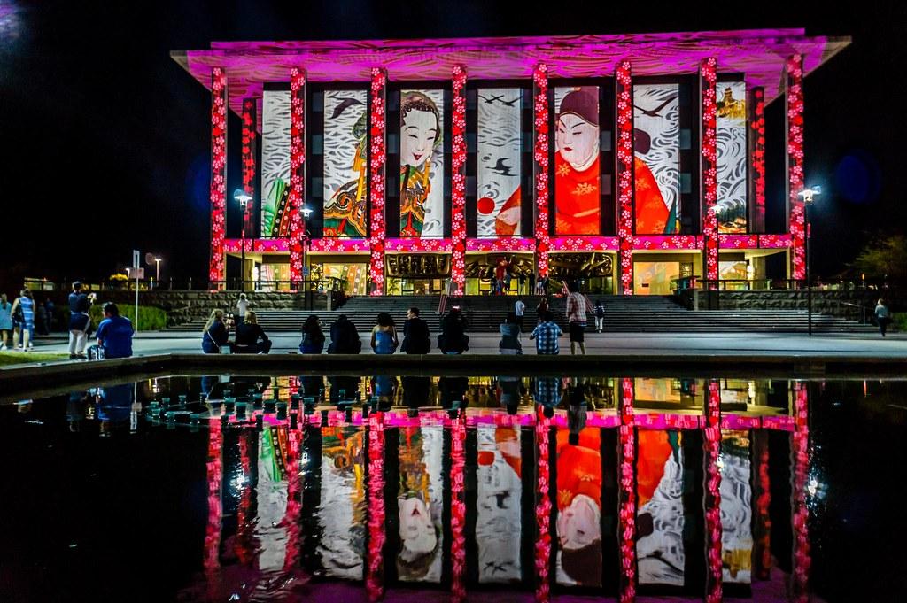 Enlightone: Canberra Enlighten Festival-40