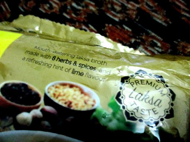 Maggi Royale Sarawak sambal laksa 4