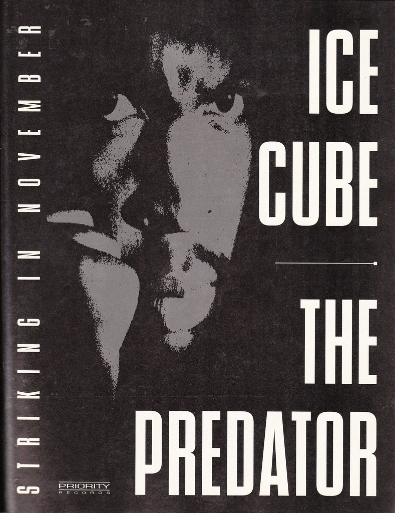 Ice Cube The Predator