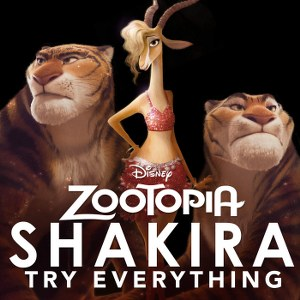 "Shakira – Try Everything (From ""Zootopia"")"