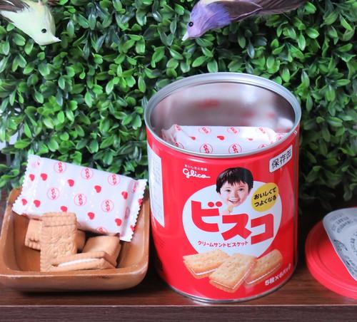 保存缶 ビスコ 非常食