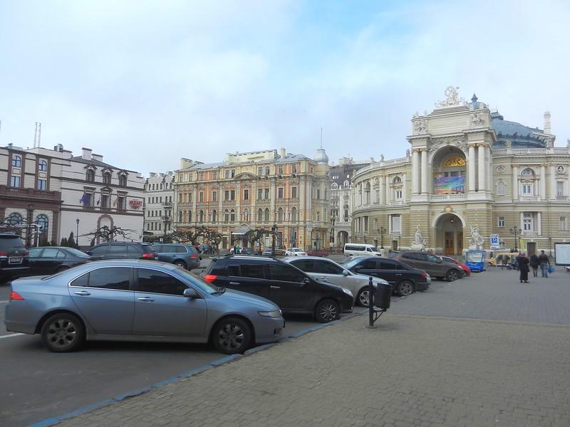 Виды Одессы