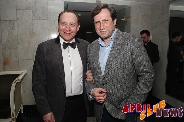 Максим Дунаевский и Александр Вулых