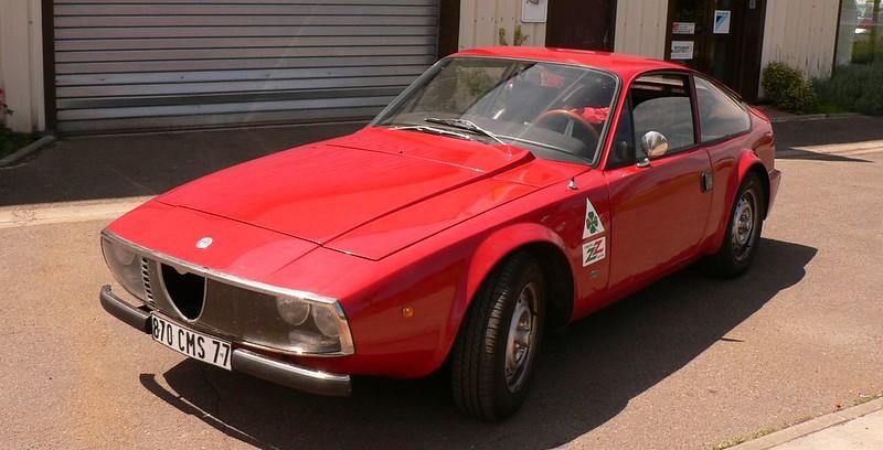 Alfa Giulia 1300 Junior Zagato de Bull Z 26092400356_ba4b3375af_c