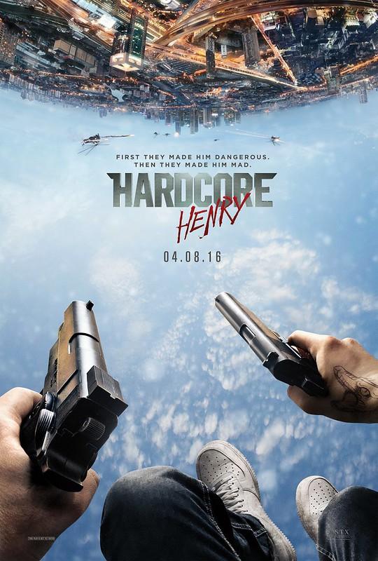 Hardcore Henry - Poster 2