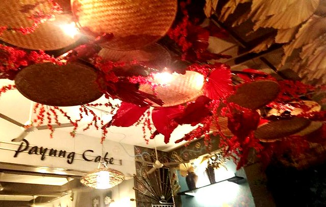 Payung Cafe Chinese New Year decoration 2016