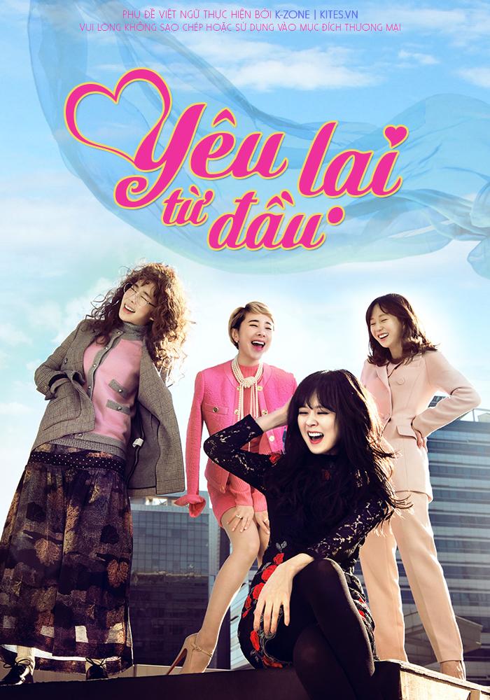 Yêu Lại Từ Đầu: Jang Na Ra, Jung Kyung Ho [MBC 2016] 720p HDTV