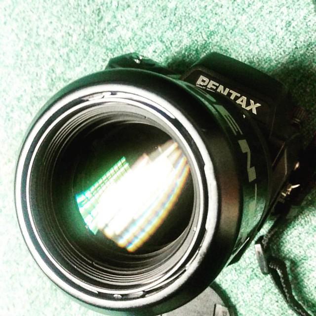 Pentax FA645 150mm f2.8 x Pentax 645N II