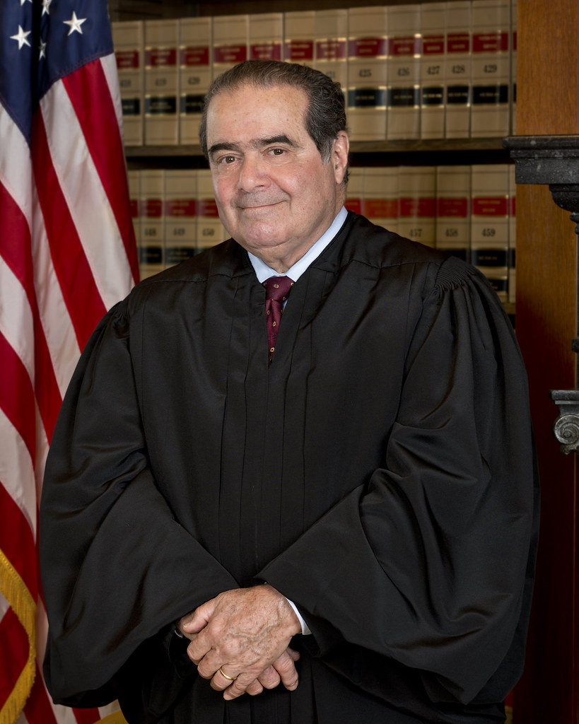 In Antonin Scalia S America There Is No Room For Blacks