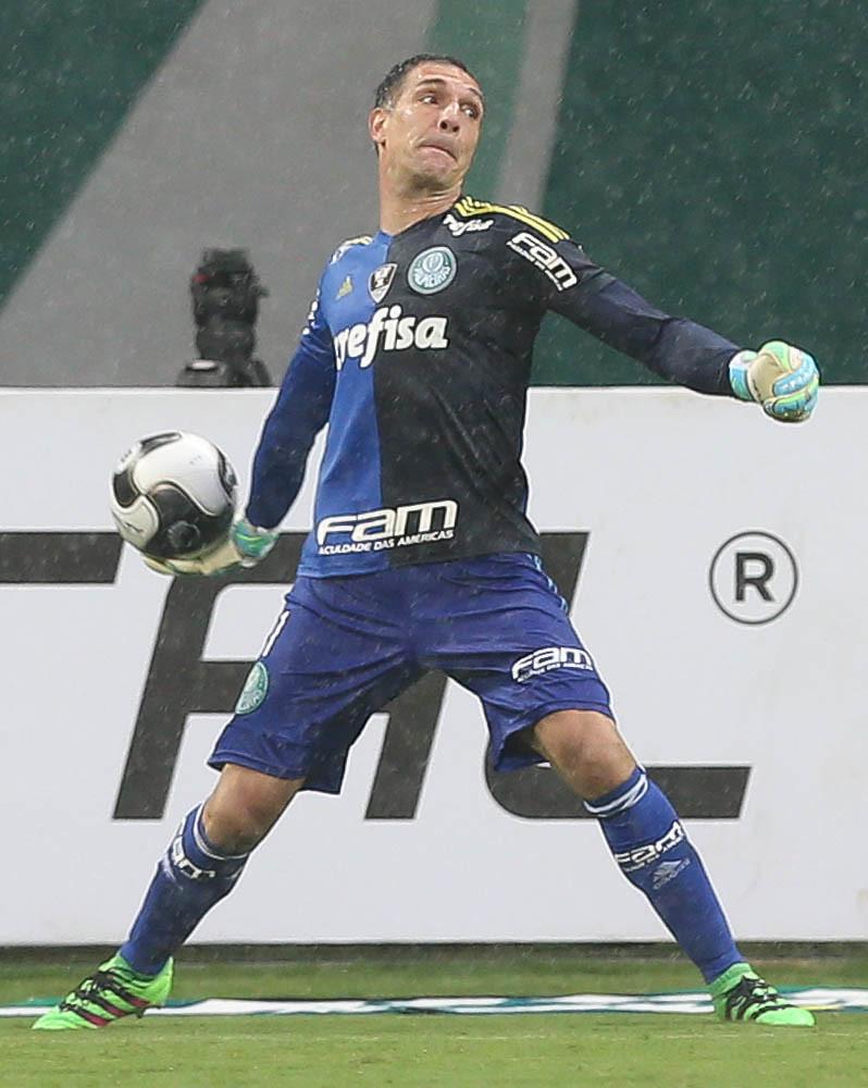 No reencontro após final da Copa do Brasil, Palmeiras e Santos não saem do 0 a 0