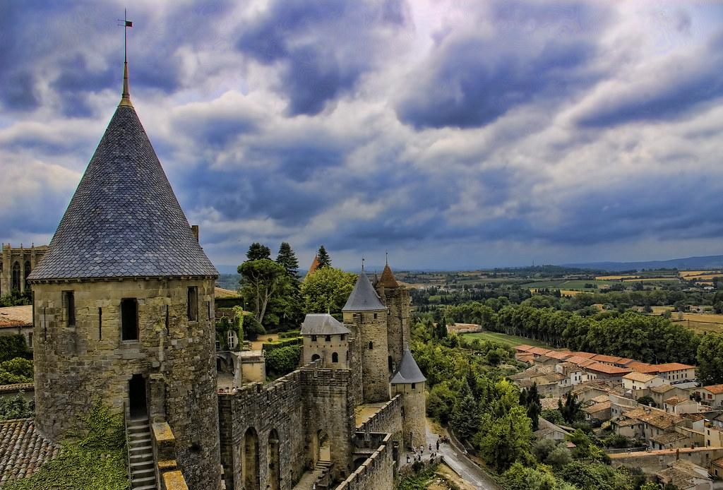 Carcassonne. Photo Rhino Neal