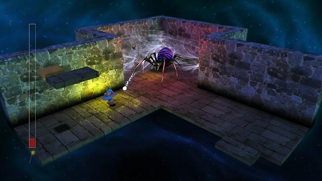 Изометрической аркадное приключение Lumo выйдет на PS4 и PS Vita в следующем месяце