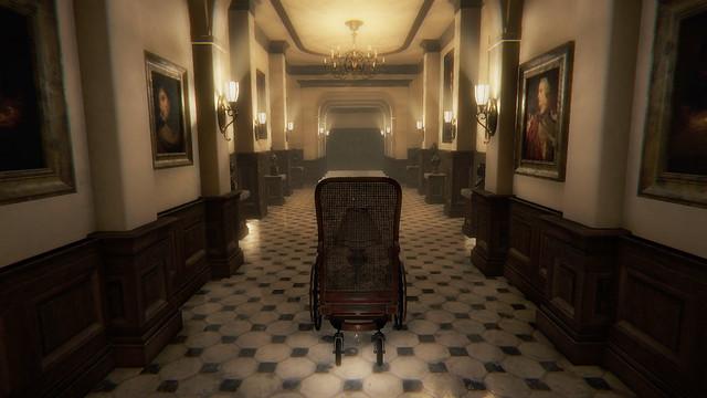 Психологический триллер Layers of Fear выйдет на PS4 в следующем месяце