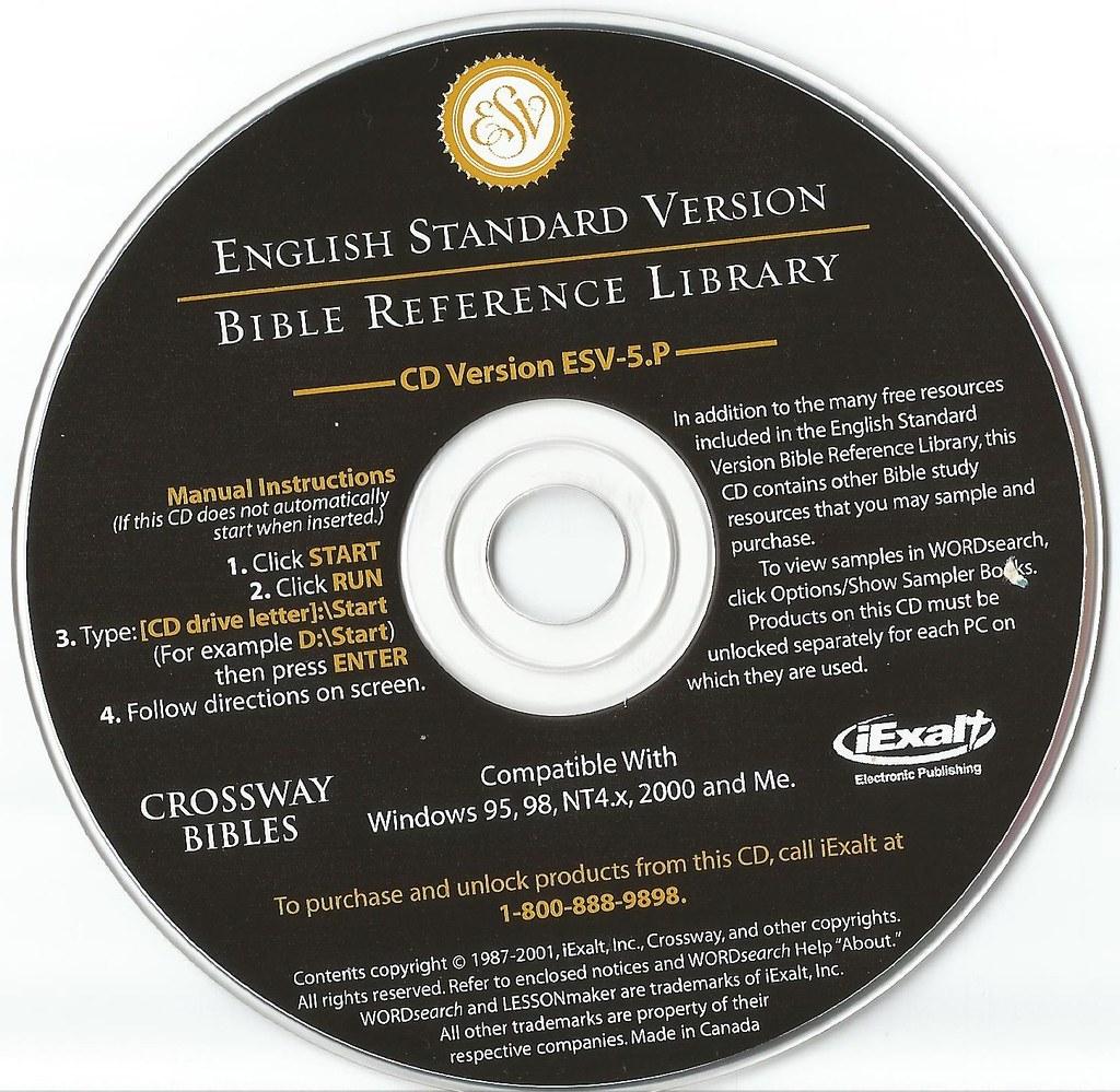 English Standard Version (ESV) - Internet Bible Catalog