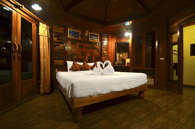 Nuestra habitación en Ao Nang donde hicimos cinco noches