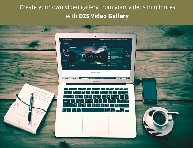 Video Player with Playlist - Visual Composer WP AddOn /w WooCommerce and Ads
