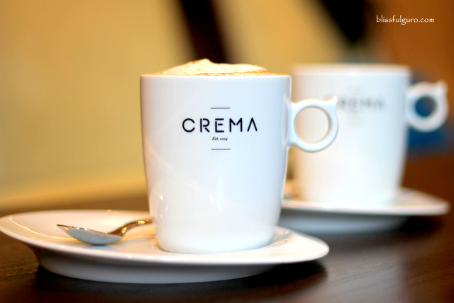 Crema Marriott Grand Ballroom Coffee