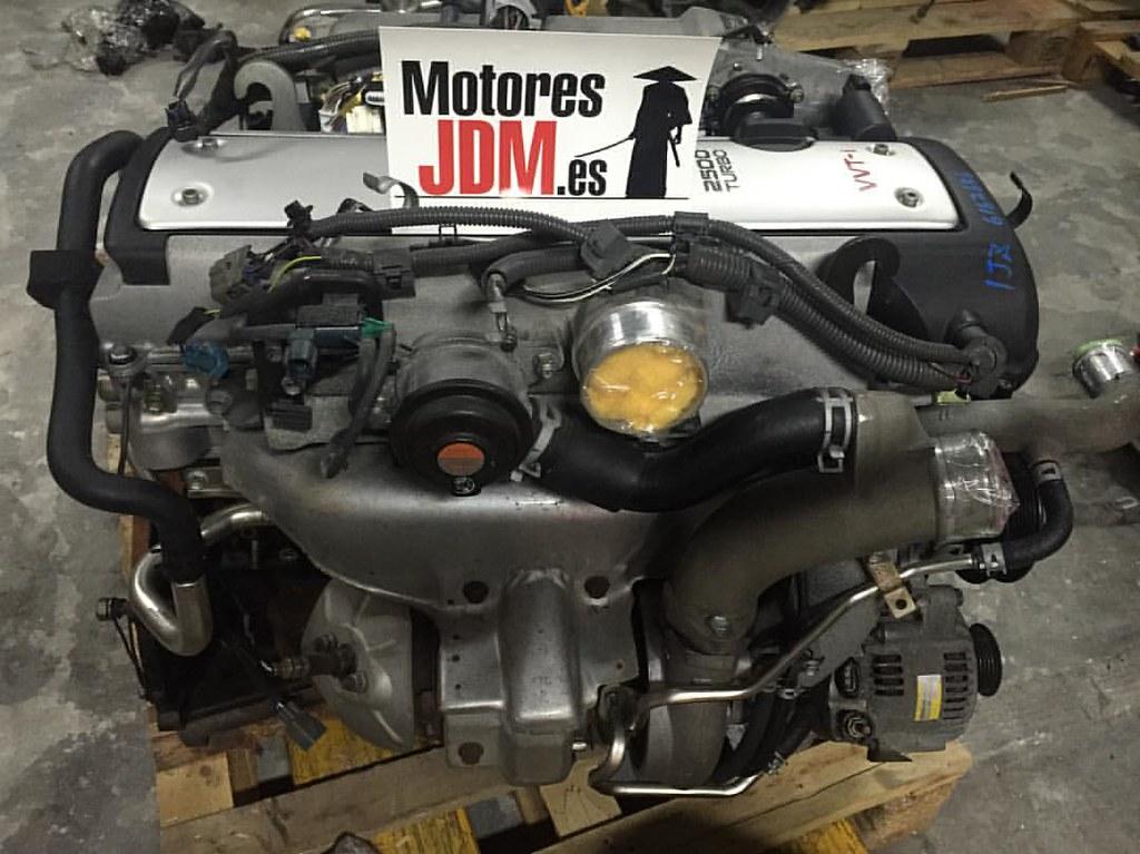 Motor Toyota 1JZ GTE VVTI by MotoresJDM es | MotoresJDM es