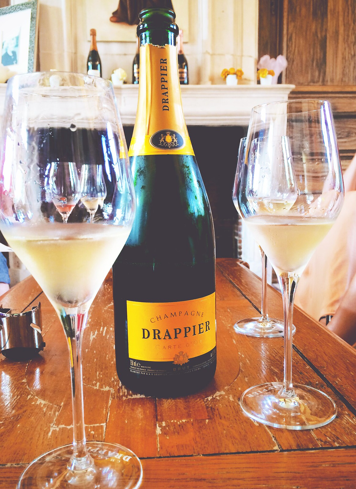 Capture the Color 2015, Drappier Champagne | via It's Travel O'Clock