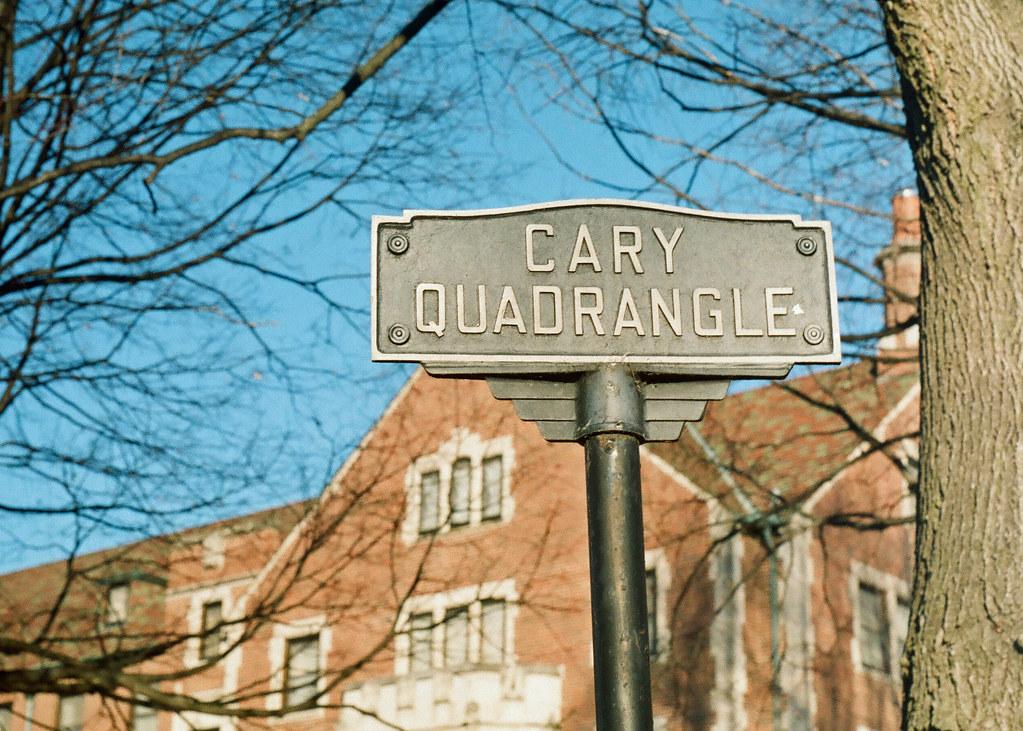 Cary Quadrangle Pentax H3 55mm F 2 Super Takumar Kodak