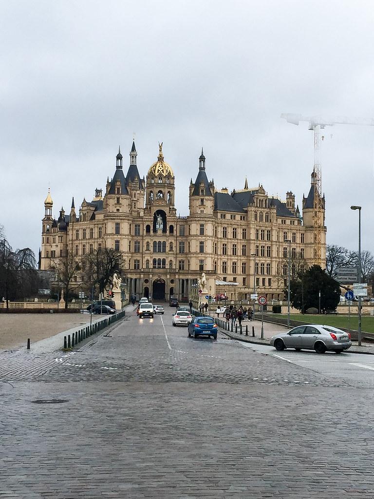 Schweriner Schloß Besichtigung